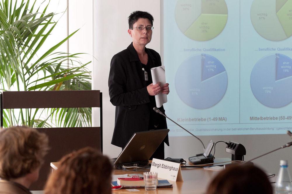 Margit Ebbinghaus, BIBB