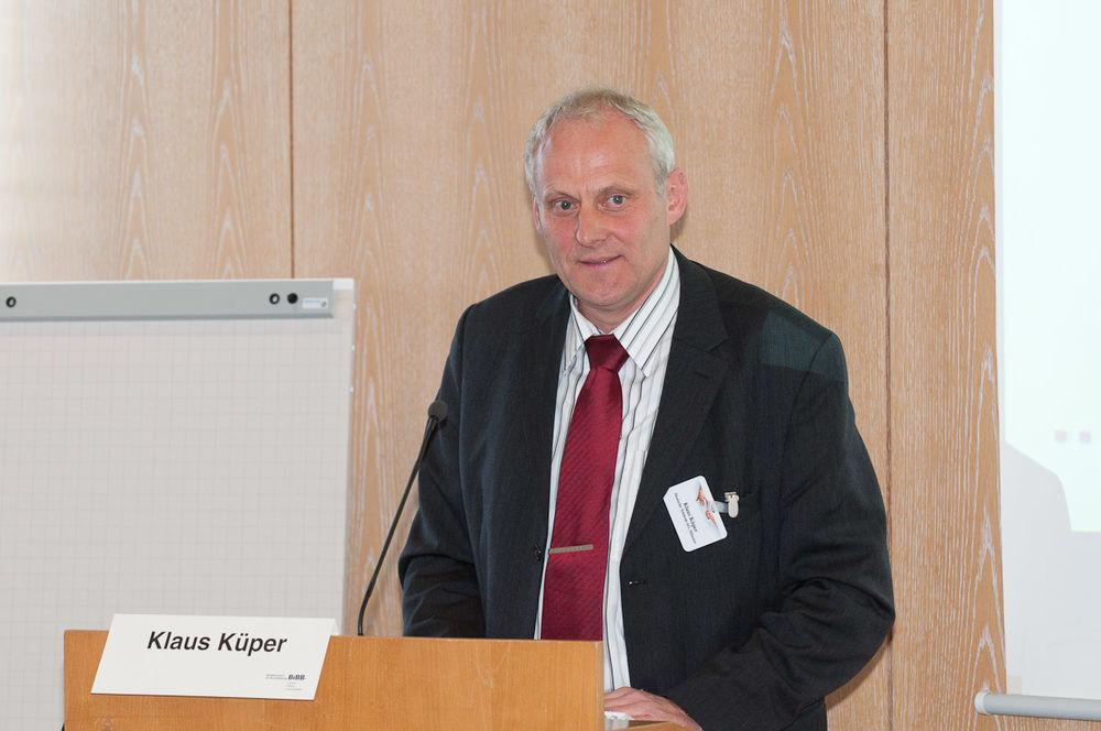 Klaus Küper, Deutsche Telekom AG, Münster