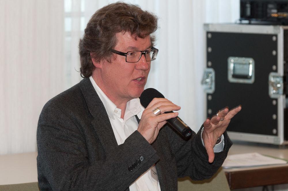 Moderation Forum 2: Dr. Uwe Lehmpfuhl, BIBB