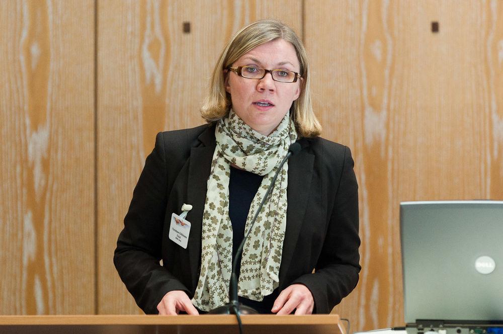 Christiane Köhlmann-Eckel, BIBB
