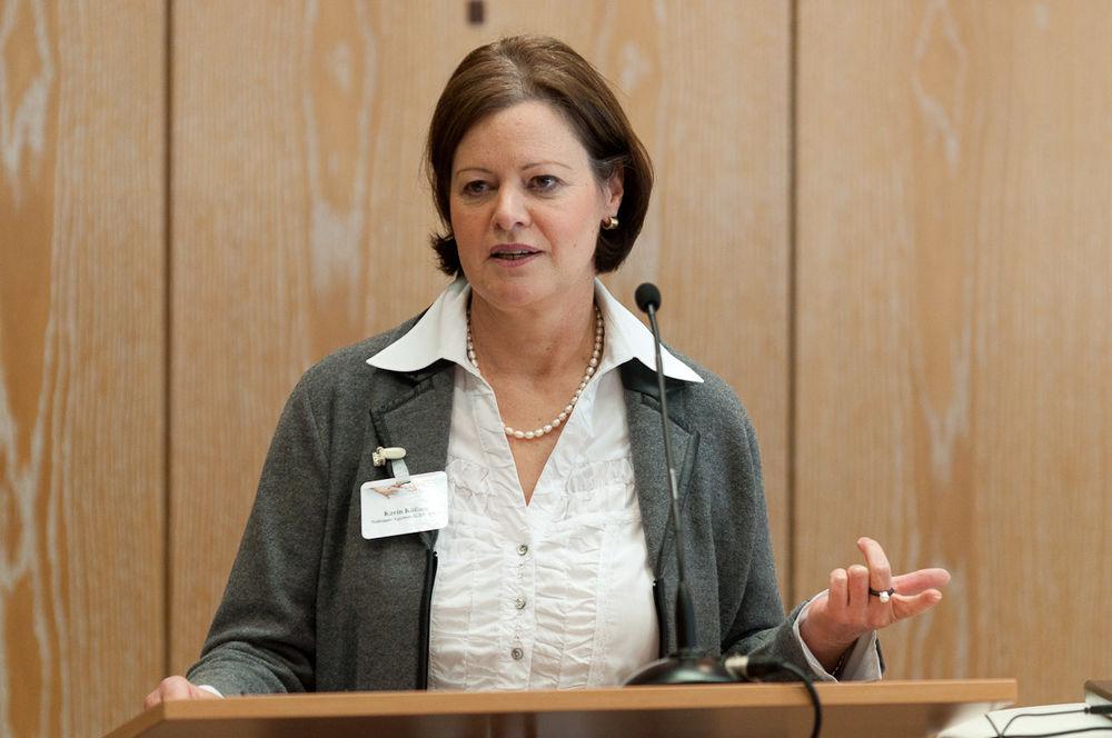 Moderation Forum 4: Karin Küßner, Nationale Agentur beim BIBB
