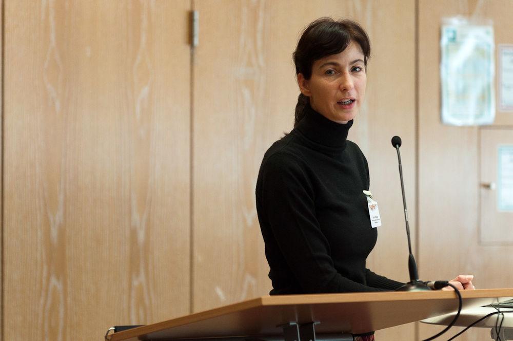 Anita Milolaza, Otto-von-Guericke-Universität, Magdeburg