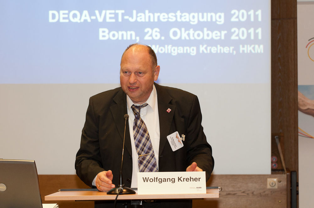 Wolfgang Kreher, HKM