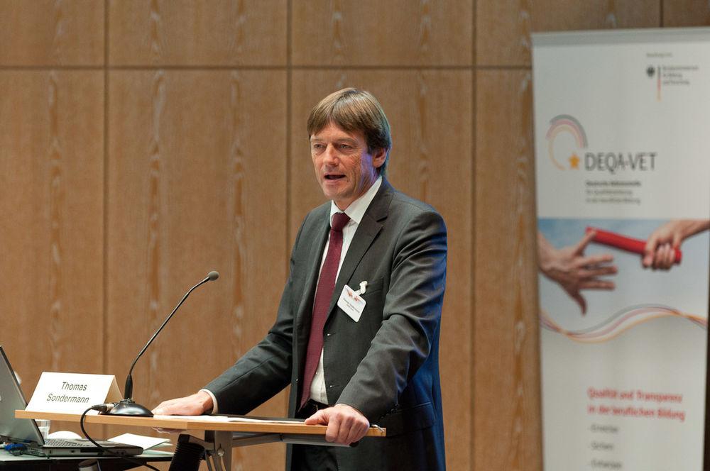Thomas Sondermann, BMBF