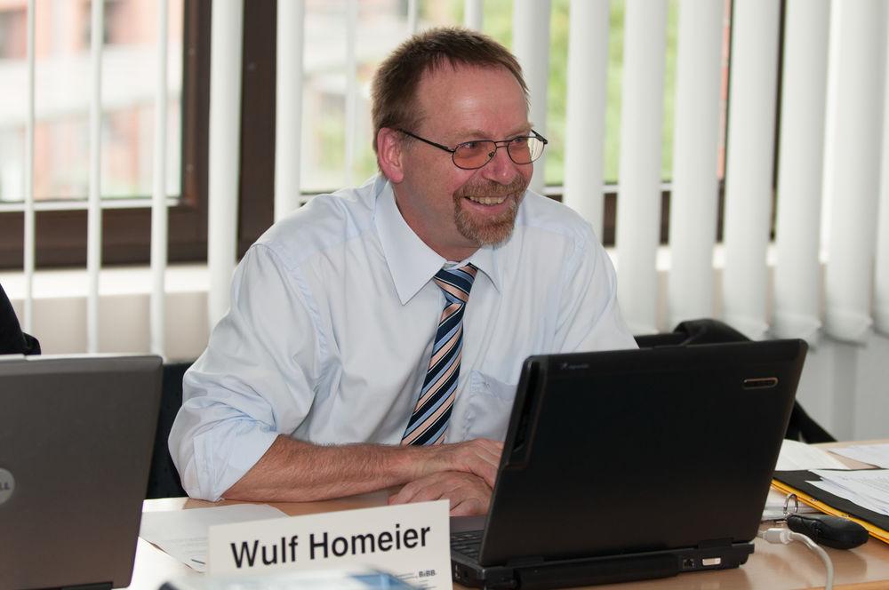 Wulf Homeier, NLQ