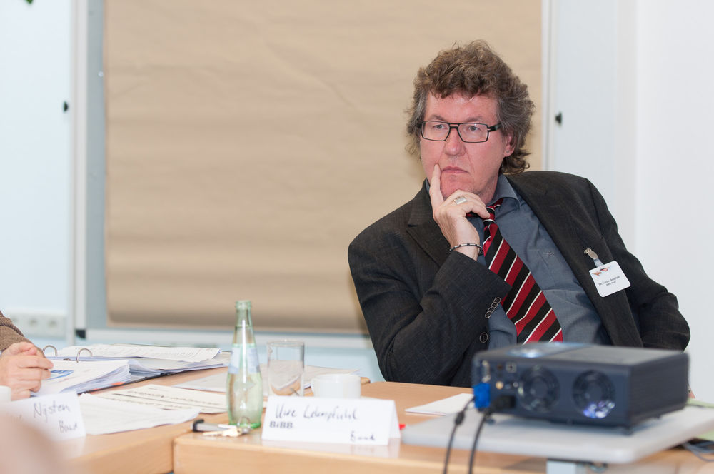 Dr. Uwe Lehmpfuhl, BIBB