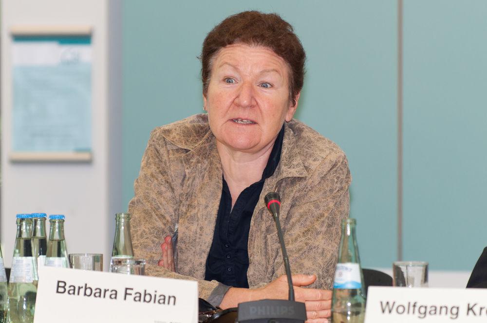 Barbara Fabian, DIHK