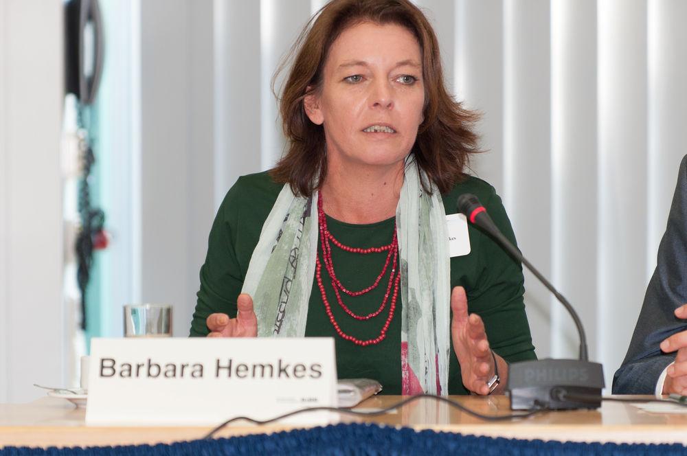 Barbara Hemkes, BIBB