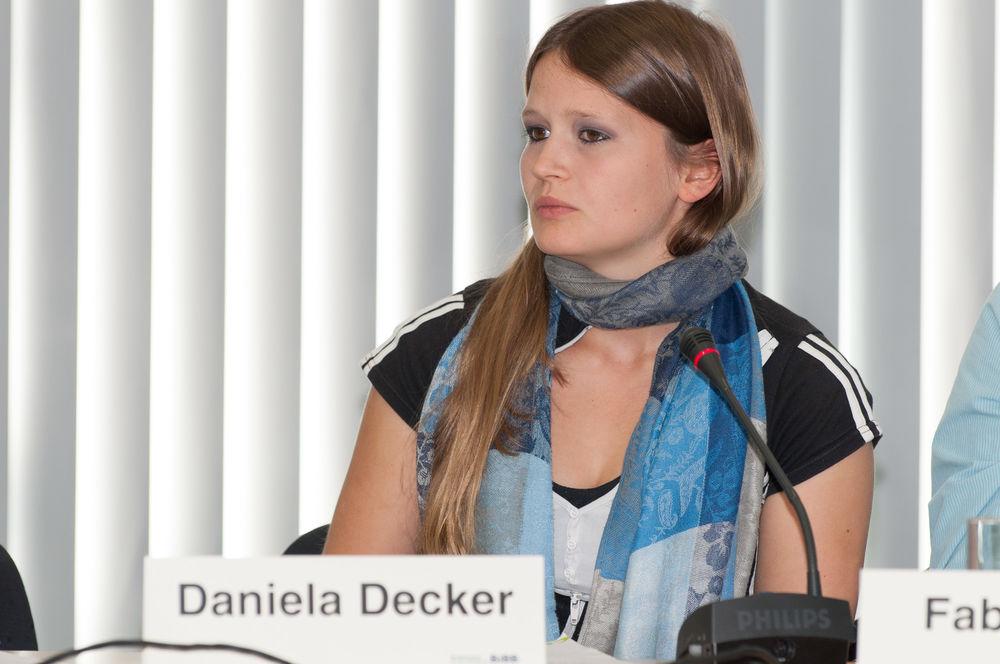 Daniela Decker, BIBB