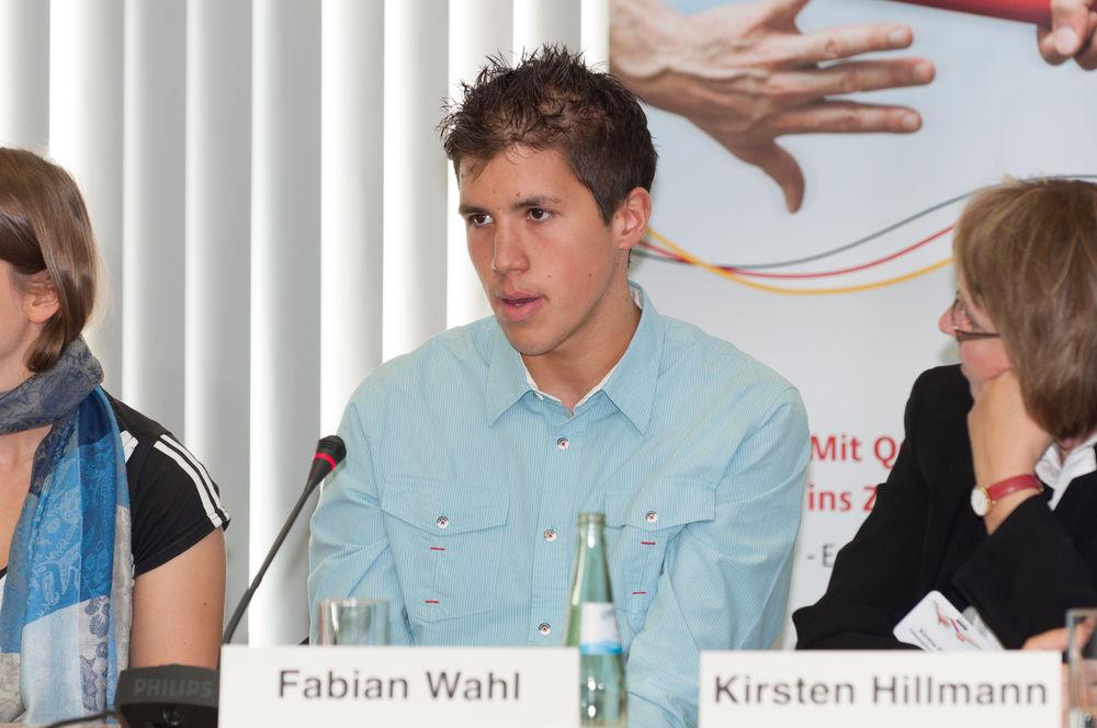 Fabian Wahl, BIBB
