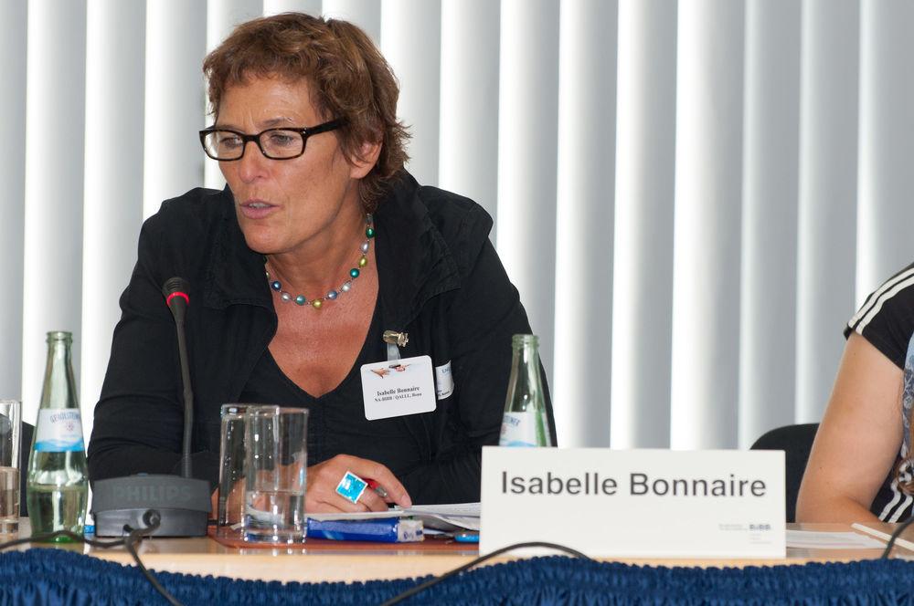 Isabelle Bonnaire, NA_BIBB/QALLL