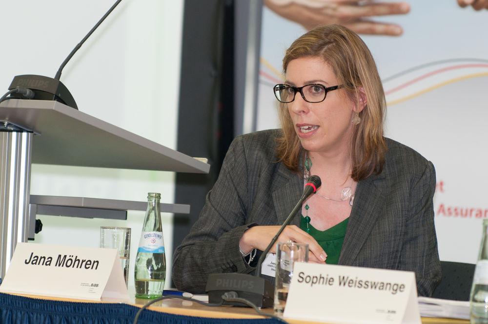 Jana Möhren, ASIIN Consult GmbH
