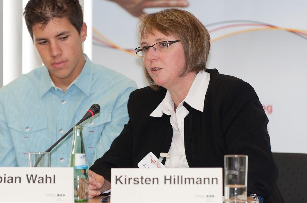 Kirsten Hillmann, Bundesarbeitsgemeinschaft der Landesbildungsverbände (BALB), Dortmund