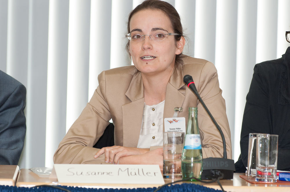 Susanne Müller, BDA