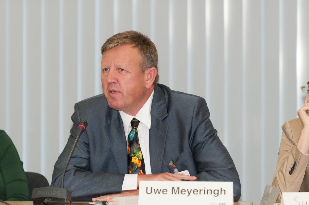 Uwe Meyeringh, ver.di NRW