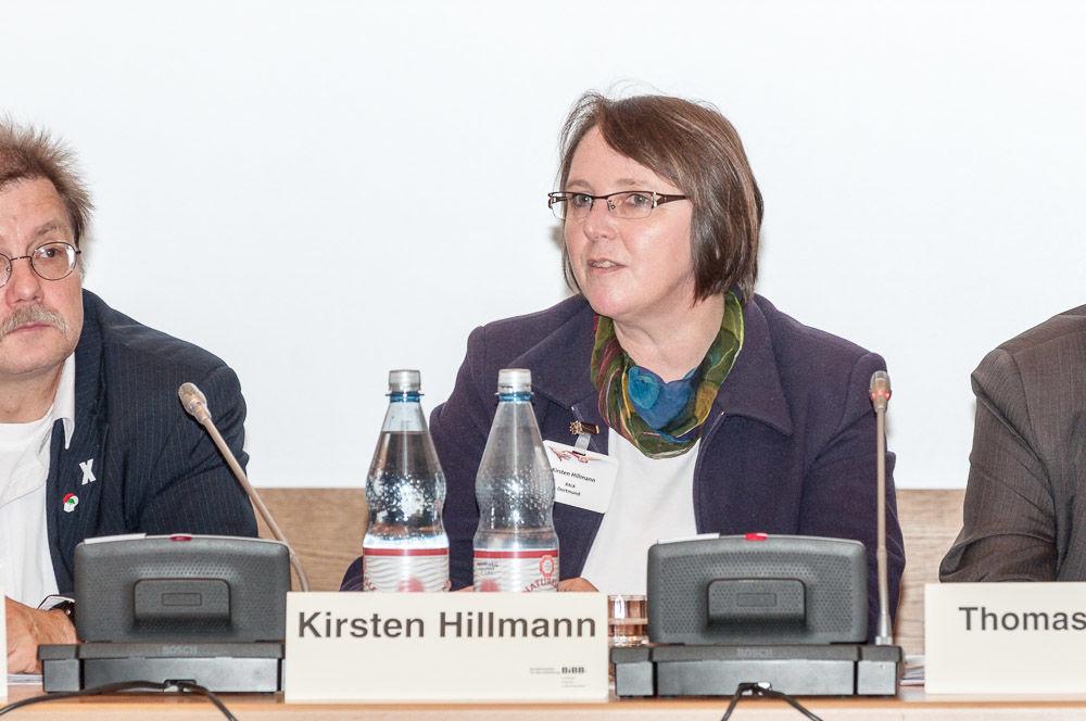 Kirsten Hillmann