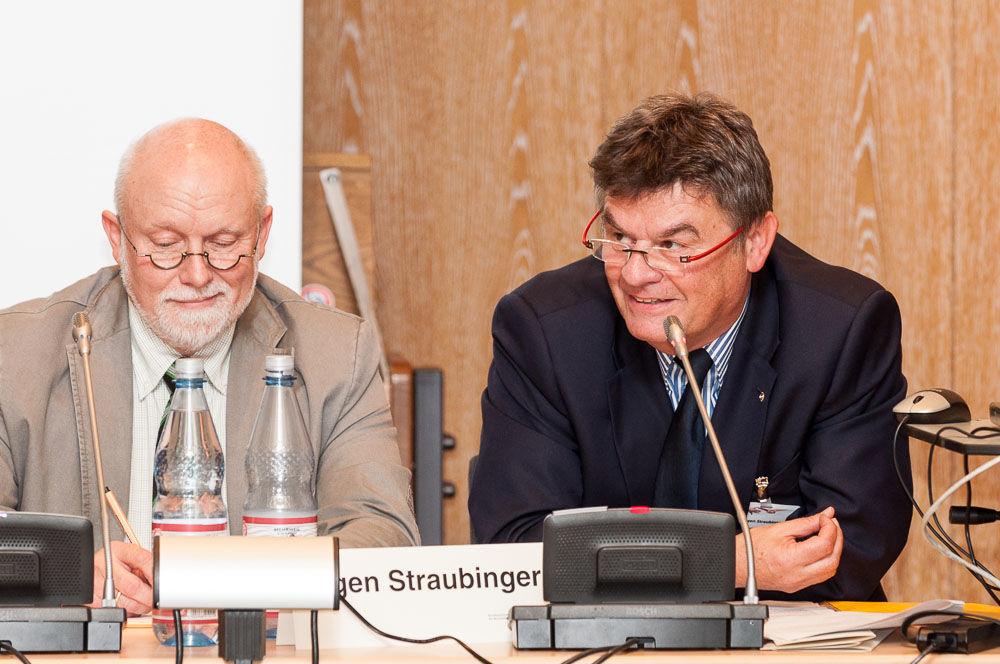 Peter Silbernagel/Eugen Straubinger