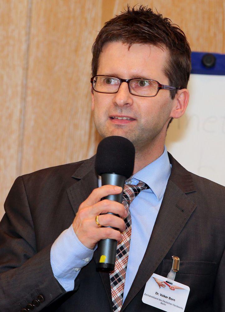 Dr. Volker Born, ZDH