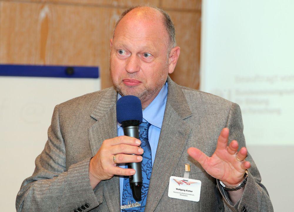 Wolfgang Kreher, Hessisches Kultusministerium