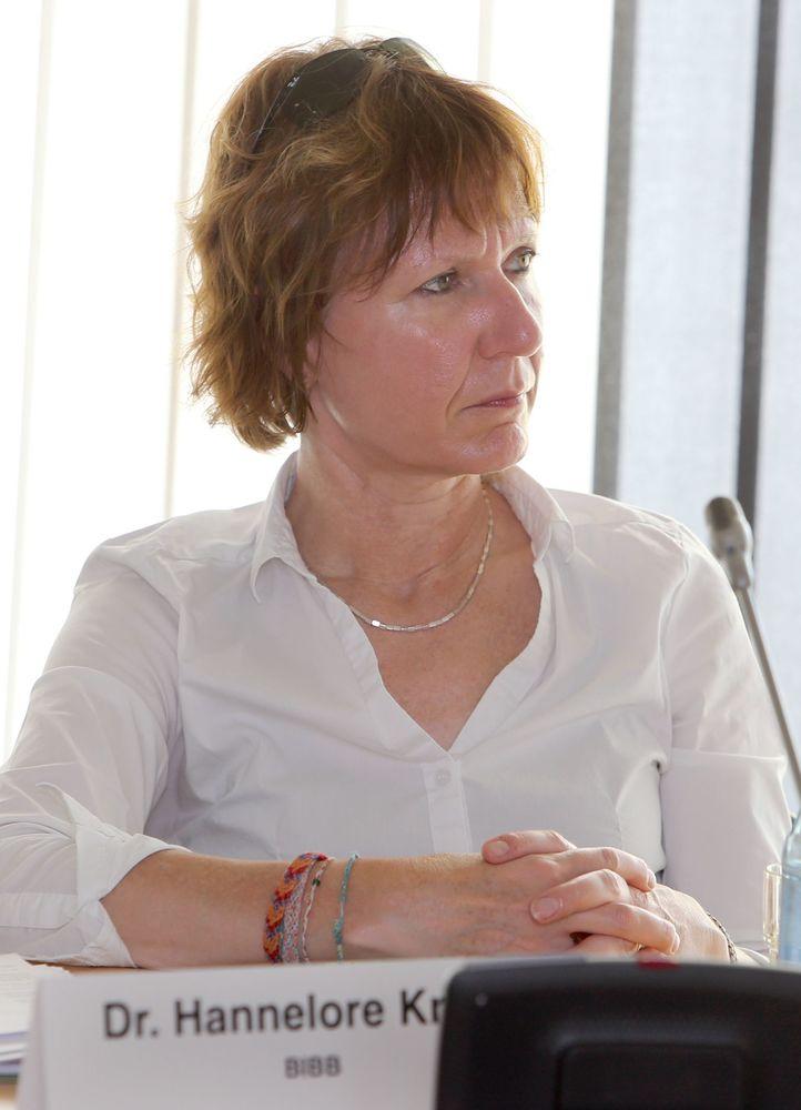Dr. Hannelore Kress, GOVET/BIBB