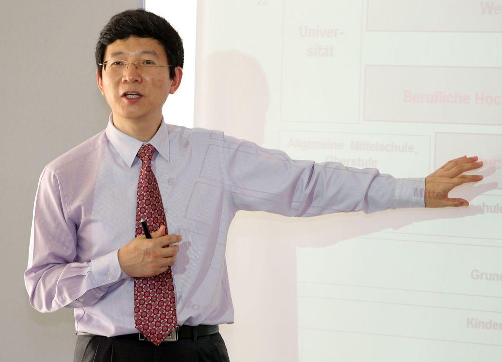 Prof. Dr. phil. Zhiqun Zhao, Beijing Normal University