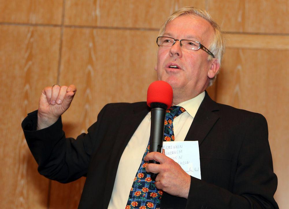 Prof. Dr. Michael Heister, BIBB