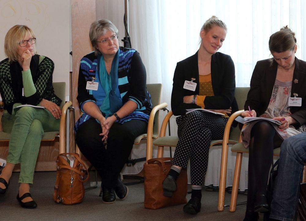 Workshop 1 - Teilnehmerinnen