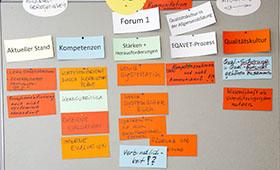 Forum 1: Ergebnisse