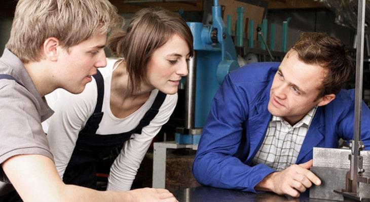Europäische Berufsbildungskooperation