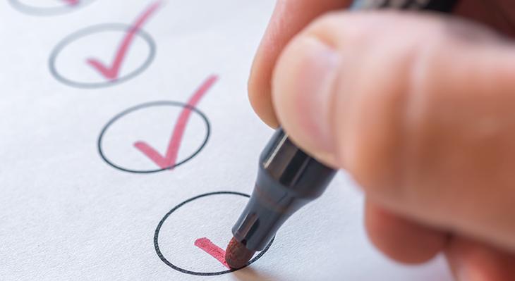 Checklisten zur Einschätzung der Qualität von Weiterbildung